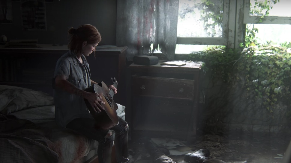 Screenshot The Last Of Us Part II PSX 2016