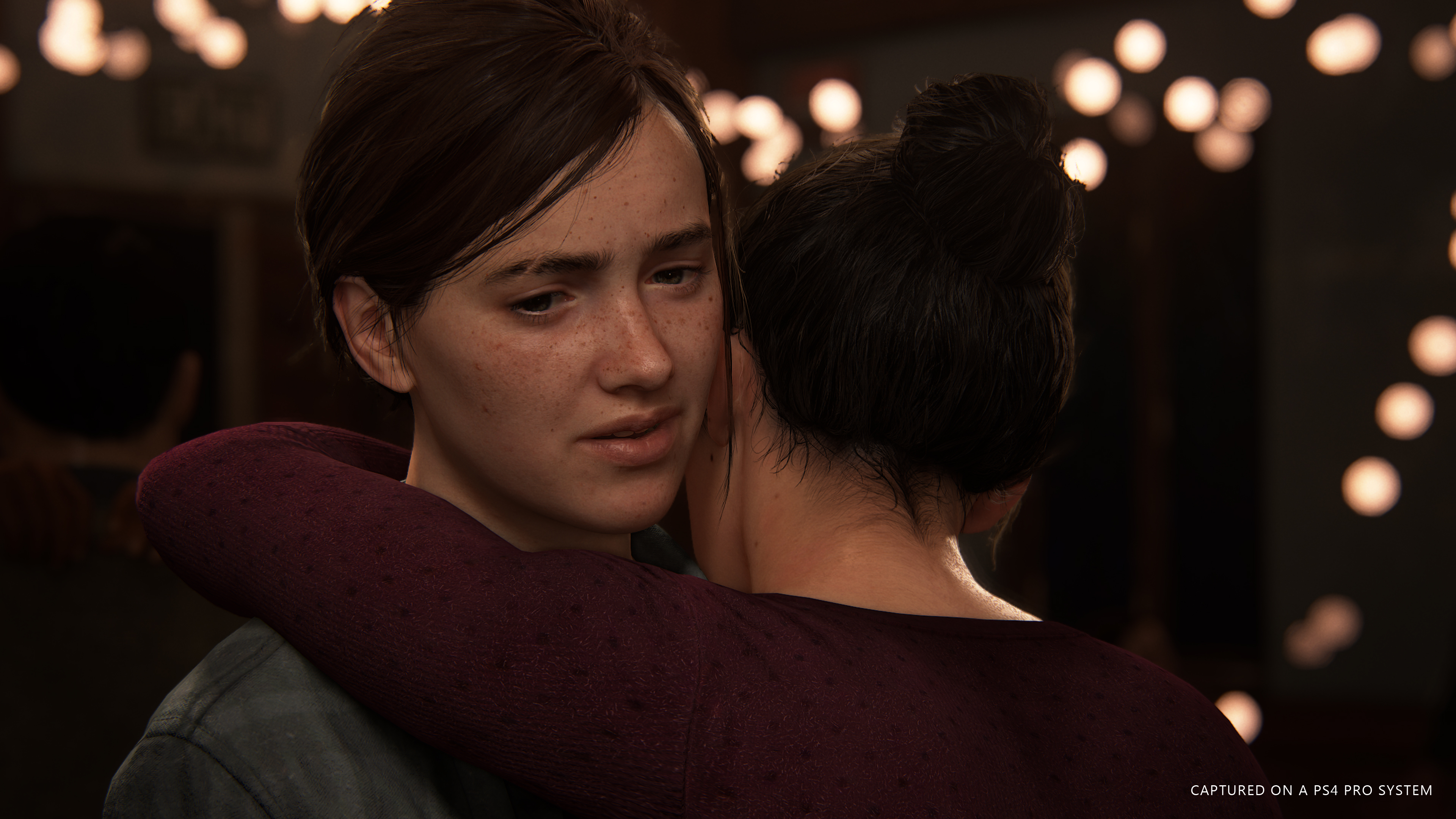 Screenshot The Last Of Us Part II E3 2018