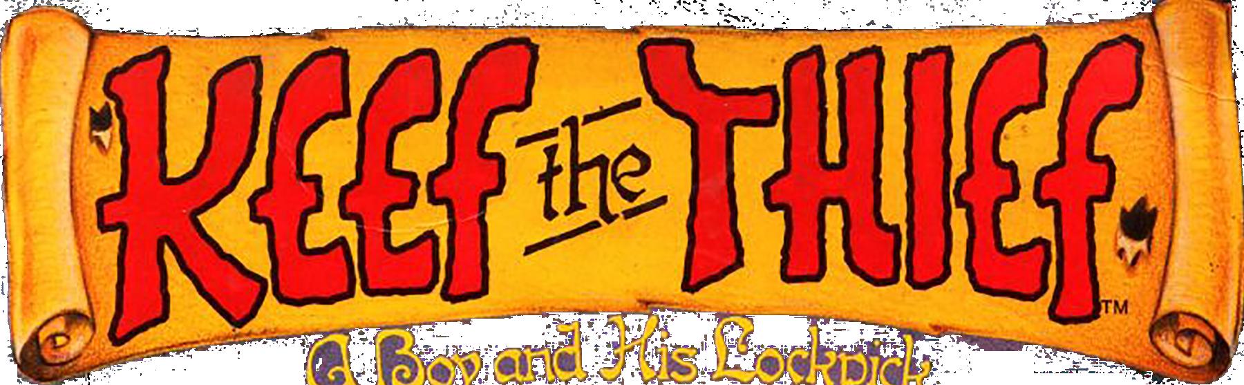 Logo Keef The Thief