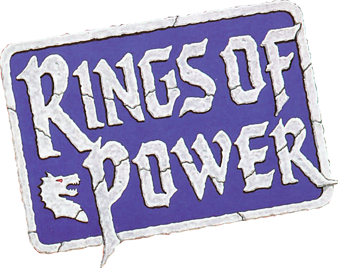 Logo Rings of Power