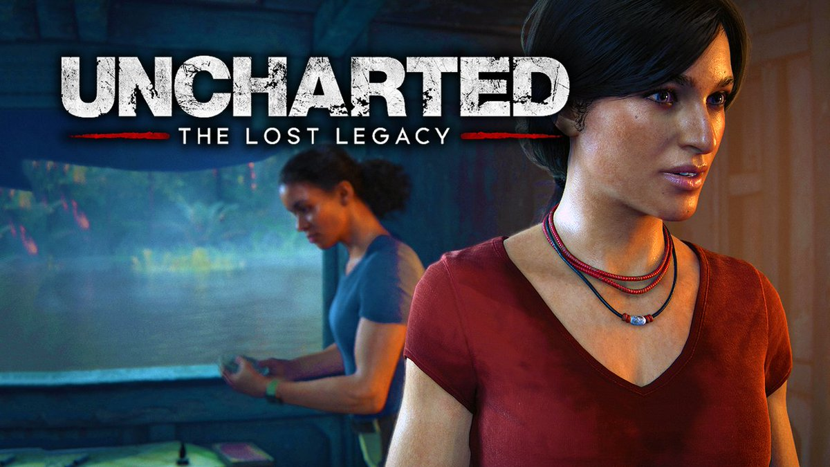 The Lost Legacy Screenshot
