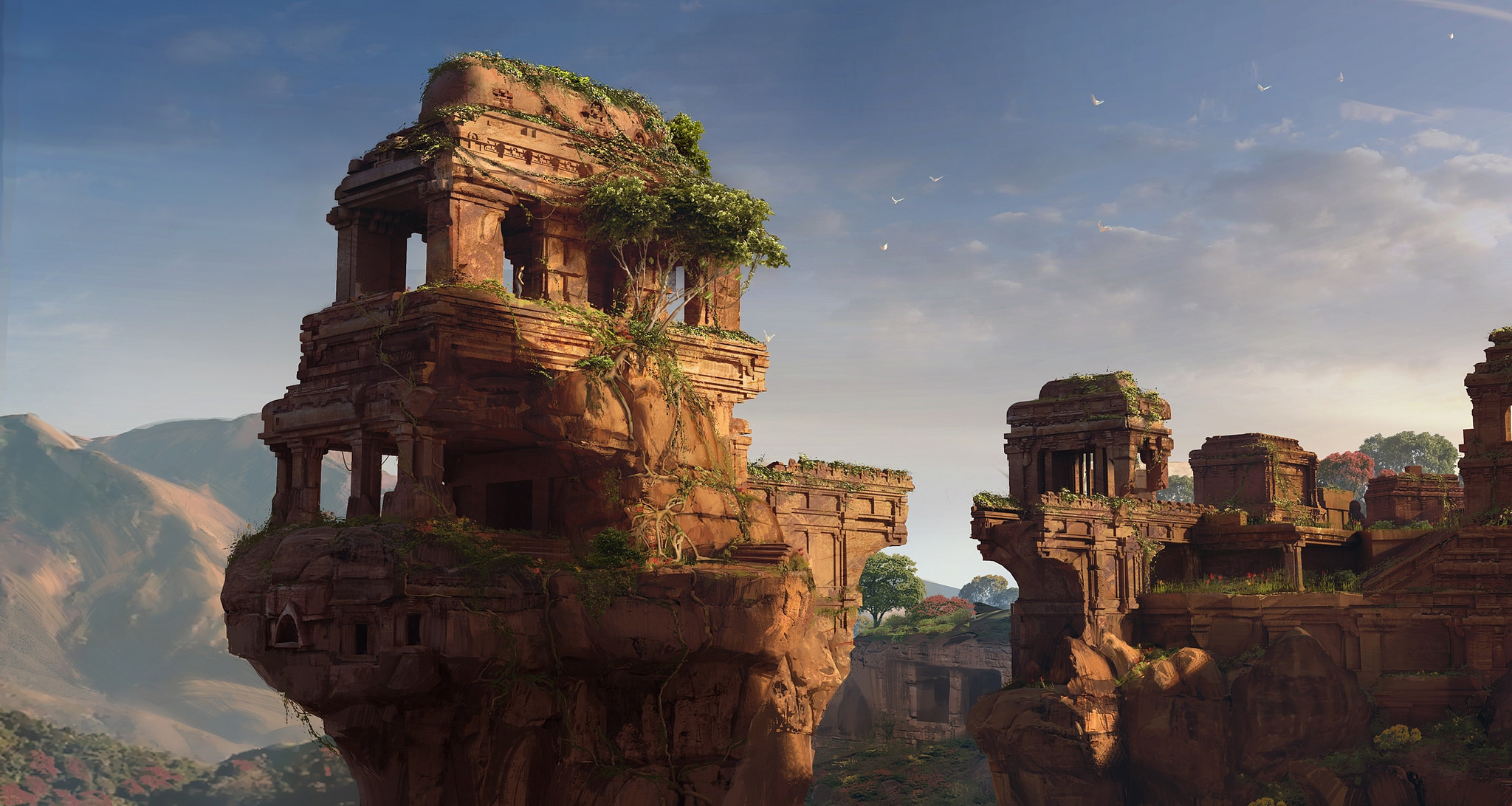 Screenshot Uncharted The Lost Legacy