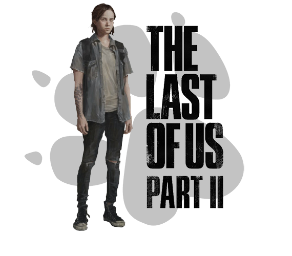 Last of Us II Logo