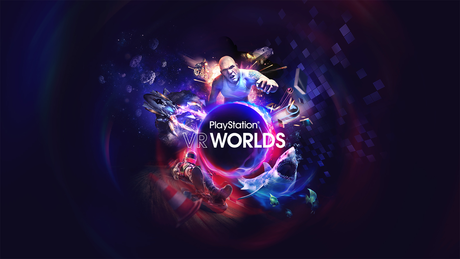 London Studio - PlayStation VR Worlds