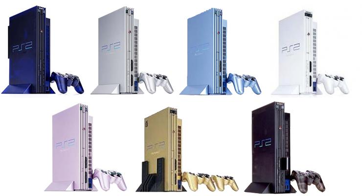 Les Editions Limitées PS2
