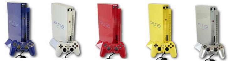 PS2 Editions Spéciales