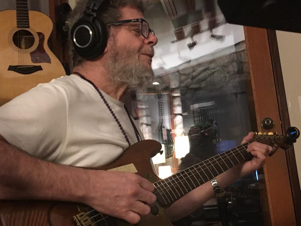 Gustavo Santaolalla Enregistrement Musique The Last Of Us Part II