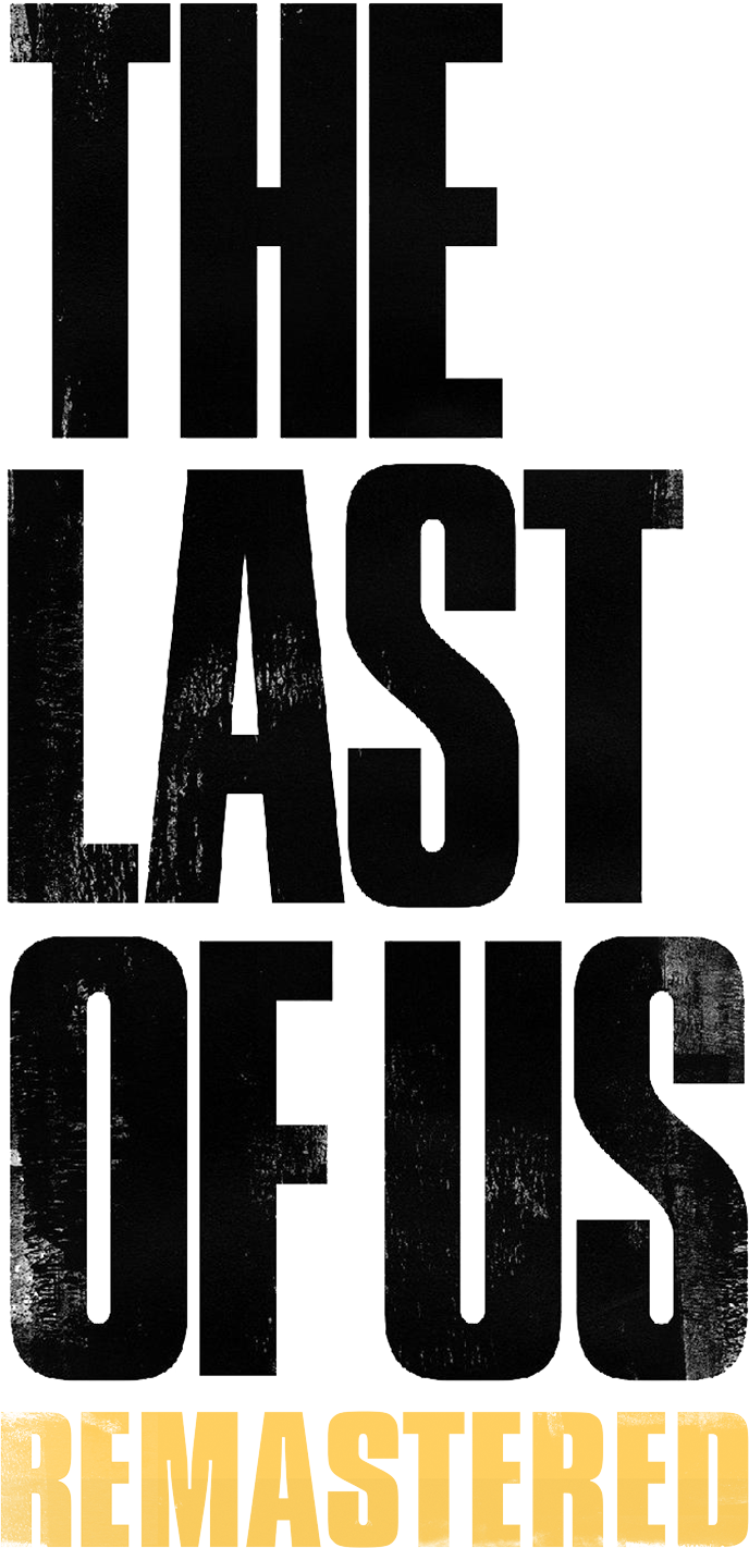 Logo The Last Of Us Remastered