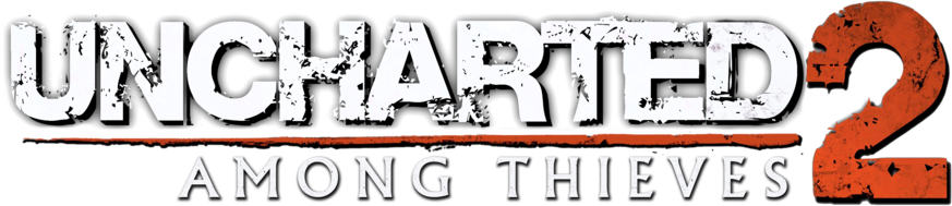 Logo Uncharted 2 Among Thieves