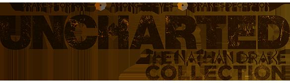 Logo Uncharted The Nathan Drake Collection