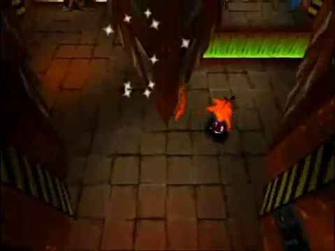Screenshot Crash Bandicoot