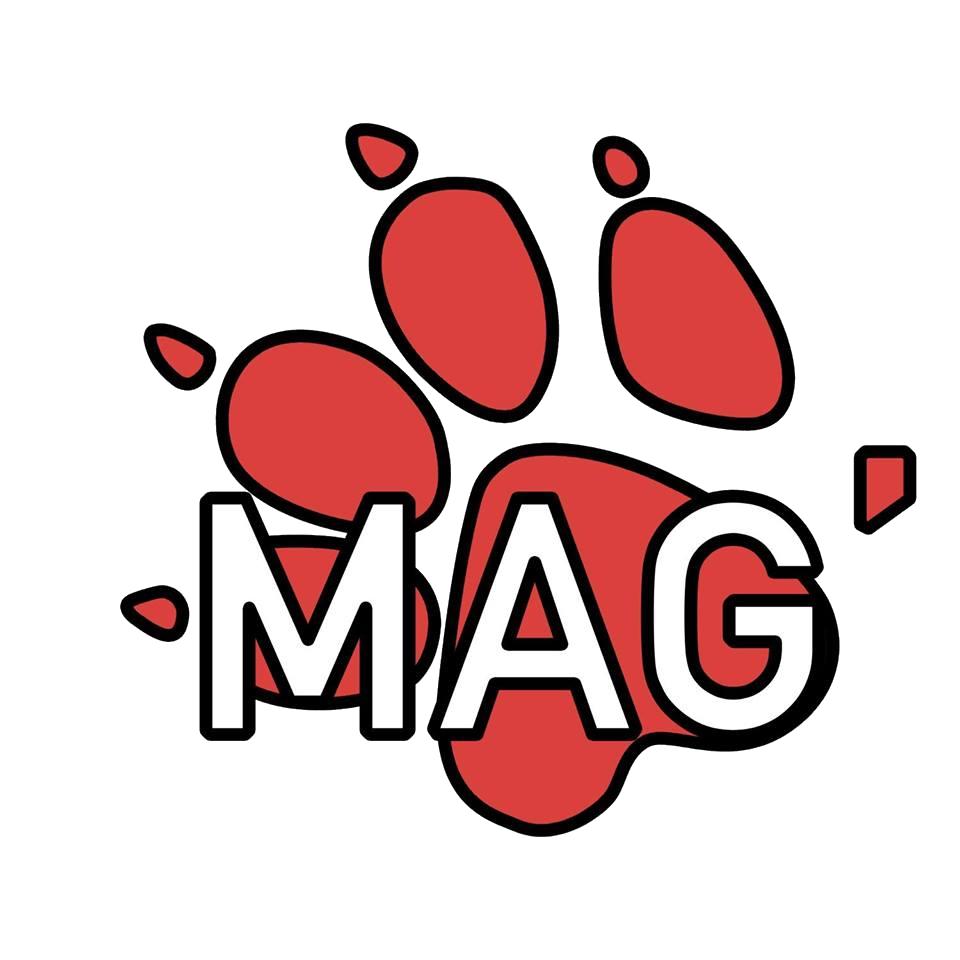 Patte Naughty Dog Mag
