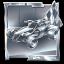 Trophée Argent Jak X