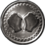 Trophée Argent Uncharted 2 Among Thieves