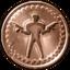 Trophée Bronze DLC Uncharted 2 Among Thieves