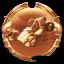 Trophée Bronze Jak X