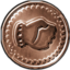 Trophée Bronze Uncharted 2 Among Thieves