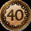 Trophée Bronze Uncharted 3 L'Illusion de Drake