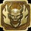 Trophée Or DLC Uncharted 3 L'Illusion de Drake