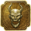 Trophée Or Uncharted 3 L'Illusion de Drake