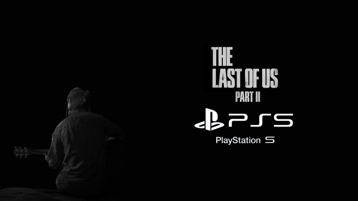 The Last Of Us Part II PlayStation 5