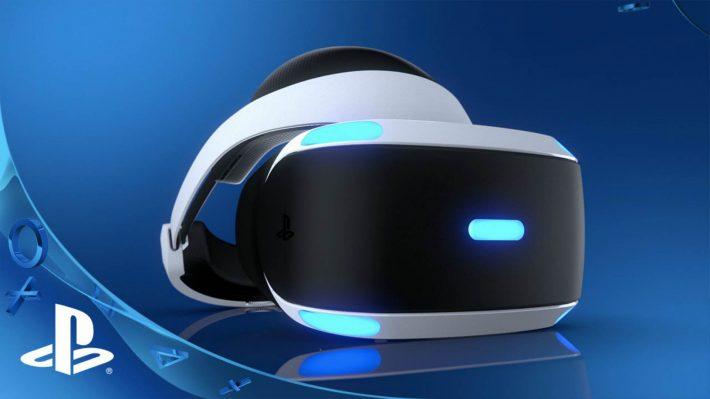 Lunettes VR PlayStation VR