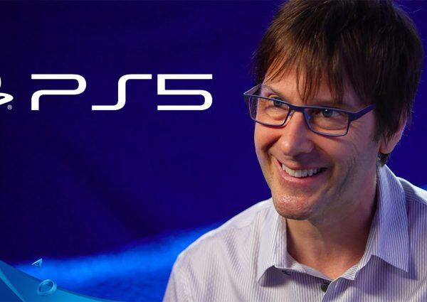 Mark Cerny Premières informations officielles PS5