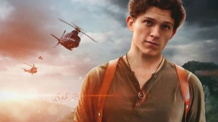 Film Uncharted Tom Holland Décembre 2020