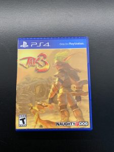 Unboxing Jak 3 Collector's Edition