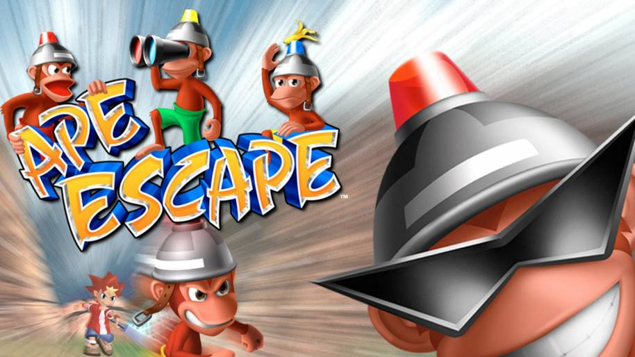 Japan Studio - Ape Escape