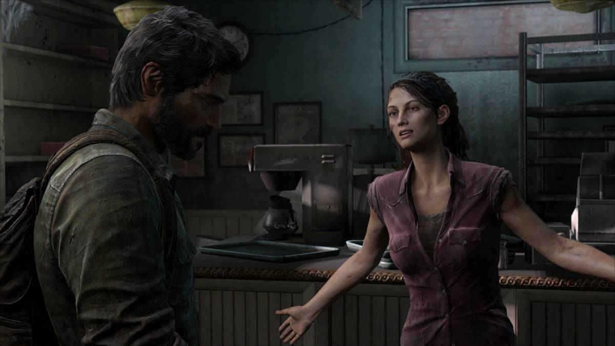 Screenshot The Last Of Us