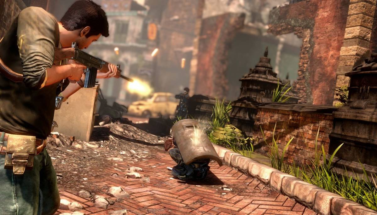 Screenshot Uncharted 2 Among Thieves