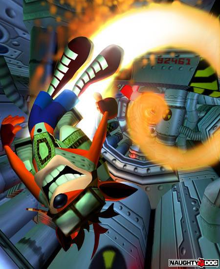 Artwork Crash Bandicoot 2