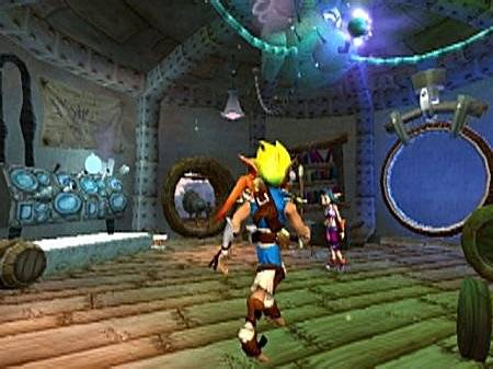 Screenshot Jak & Daxter The Precursor Legacy