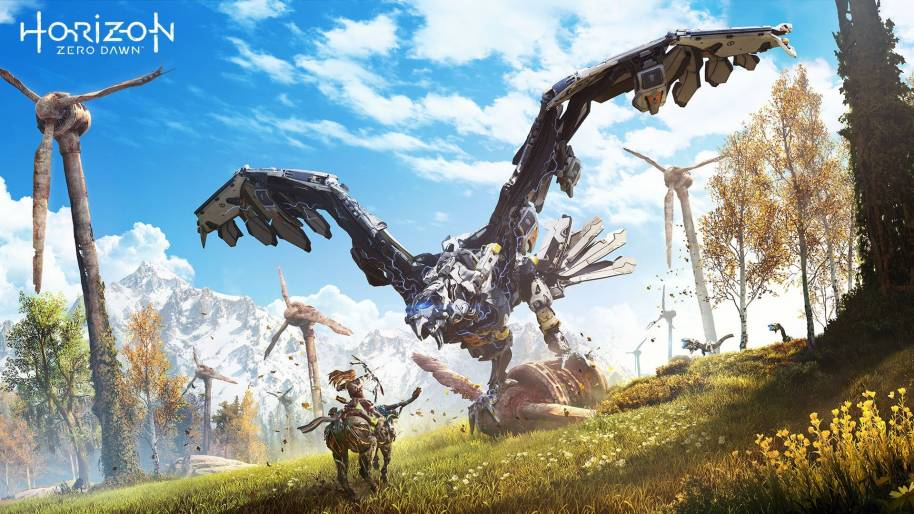 Guerilla Games - Horizon Zero Dawn
