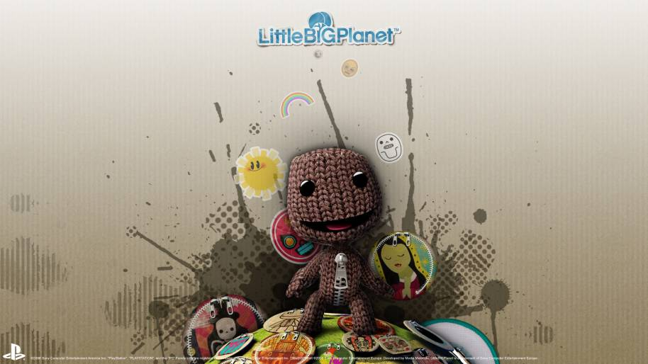 Media Molecule - LittleBigPlanet