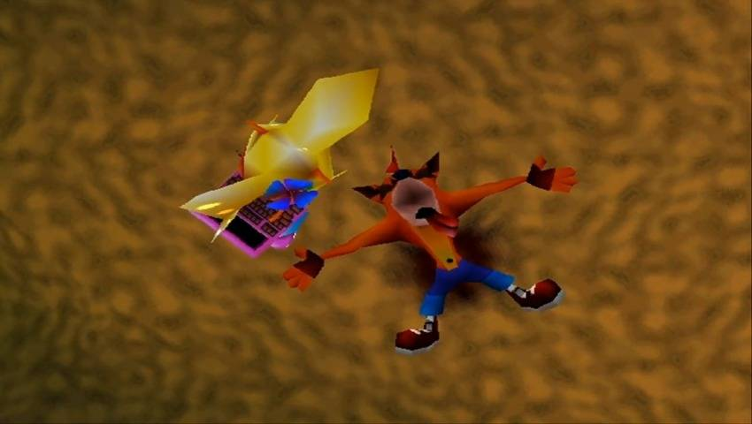 Screenshot Crash Bandicoot 2