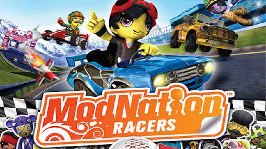 San Diego Studio - ModNation Racers
