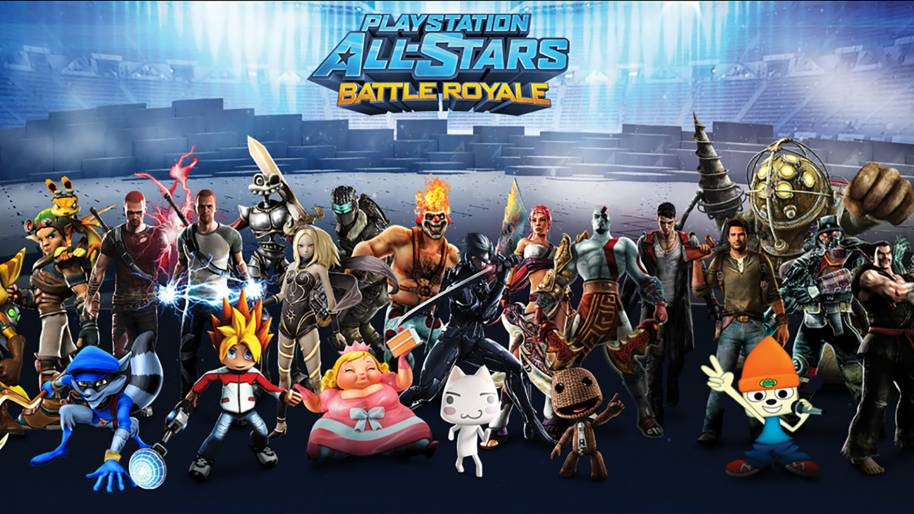 Santa Monica Studio - PlayStation All Stars Battle Royale