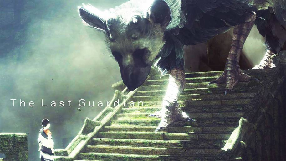 Japan Studio - The Last Guardian