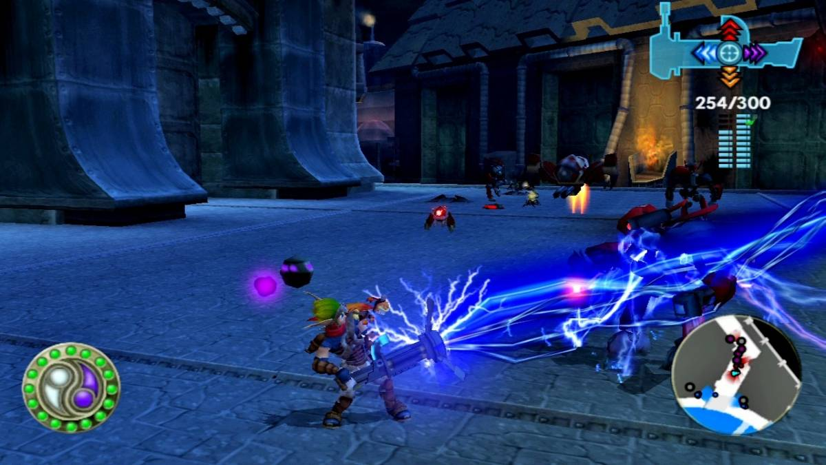 Screenshot Jak & Daxter Collection